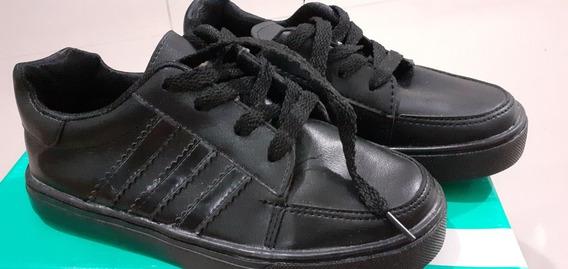 Zapatillas Escolares Negras