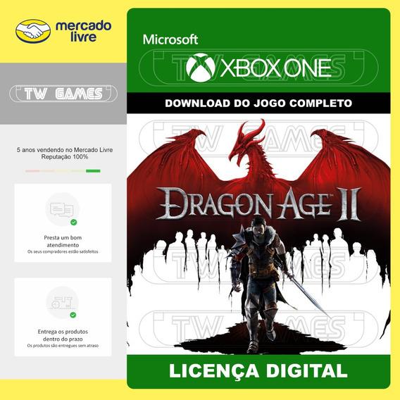 Dragon Age 2 Digital Original Retrocompativel Xbox One