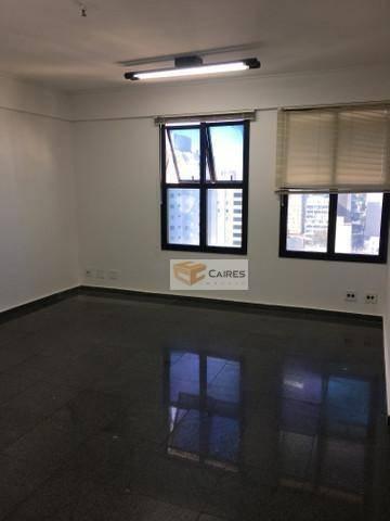 Conjunto, 80 M² - Venda Por R$ 400.000,00 Ou Aluguel Por R$ 1.500,00/mês - Centro - Campinas/sp - Cj0009