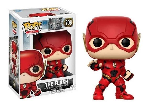 Flash Liga De La Justicia Justice League Figura Funko Pop