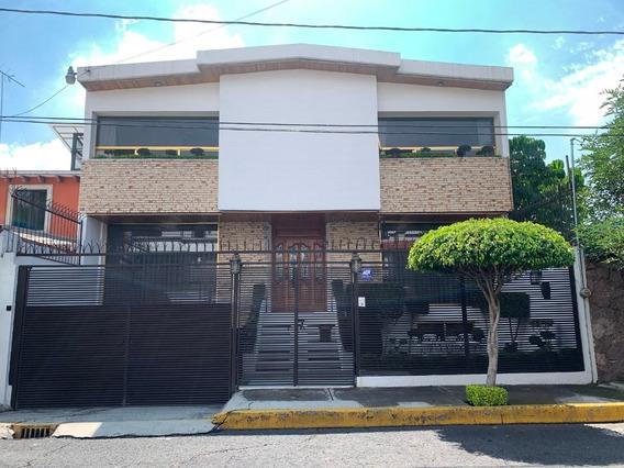 Casa En Renta En Bosque Residencial Del Sur, Xochimilco