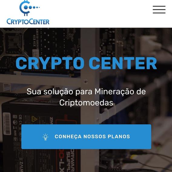 Sociedade/cota Em Operação De Mineração De Criptomoedas.