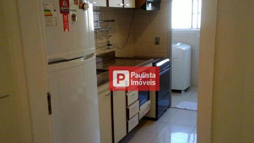 Apartamento Com 2 Dormitórios À Venda, 70 M² - Moema - São Paulo/sp - Ap11556