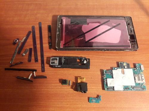 Sony Xperia Z Tarjeta Lógica