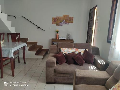 Conjunto Em Jardim Praiano, Guarujá/sp De 65m² 2 Quartos À Venda Por R$ 220.000,00 - Cj895855