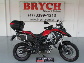Bmw F 800 Adventure Abs 2015 R$37.900,00.