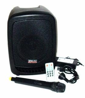 Bafle Blg Activo Bluetooth C/micrófono Inalámbrico Rxa6515