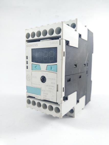 Rele Siemens Sirius 3rs1040-1gw50 Monitoramento Temperatura