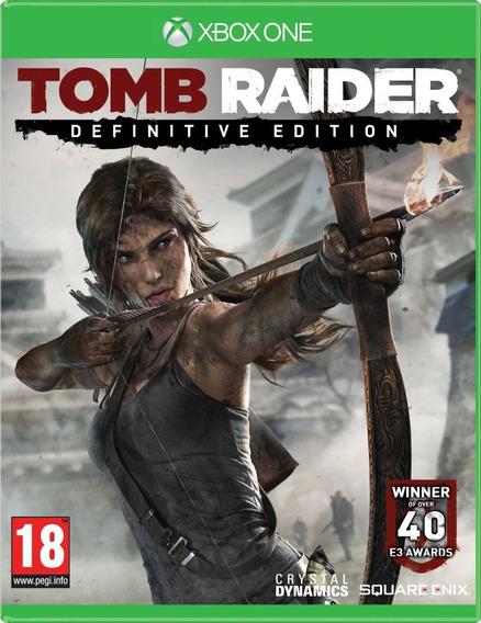Juego Xbox Tomb Raider: Definitive Edition