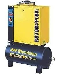 Imagem 1 de 9 de Manutenção De Compressor E Rede De Ar