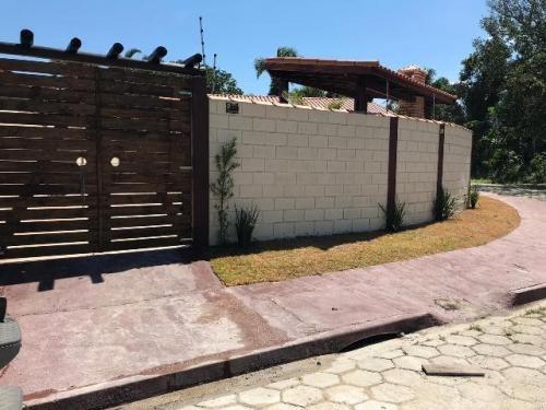 Casa Na Praia Com 3 Quartos E Piscina, Itanhaém - 4485/p