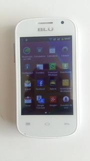 Celular Blu Dash Jr Social D141s Semi-novo Android 2.3