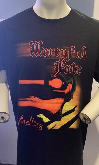 Mercyful Fate Melissa T-shirt Merch Official Import