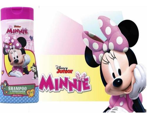 Shampoo Minnie Mouse Disney