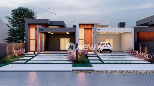 Imagem 1 de 2 de Casa Com 3 Dormitórios À Venda, 150 M² Por R$ 880.000,00 - Boa Vista - Novo Hamburgo/rs - Ca3302