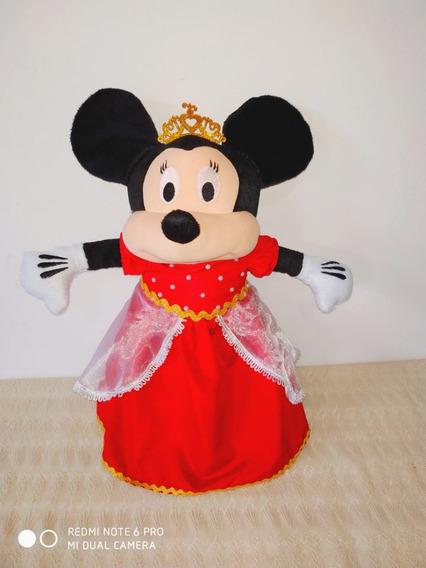 Minnie Realeza Vermelha