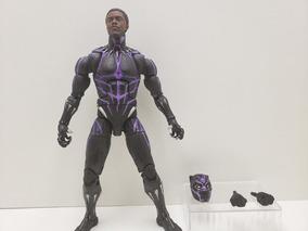 Pantera Negra Marvel Legends Vibranium Black Panther