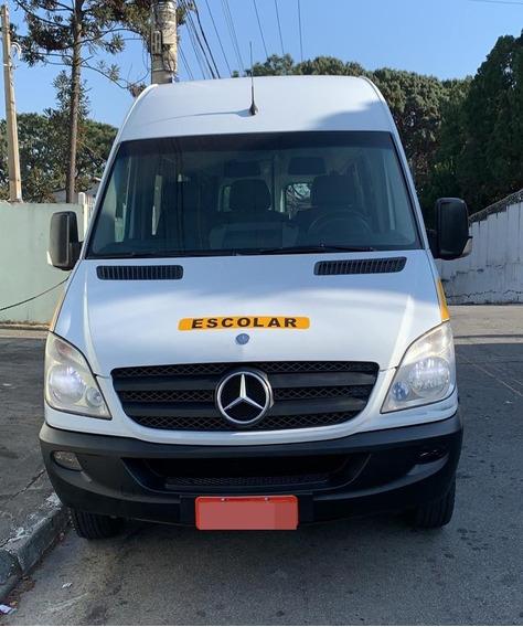Mercedes-benz Sprinter 515 T.a 28 Lugares 2013 Escolar