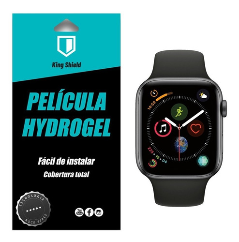 Película Watch 6 44mm King Shield Hydrogel (3x Unid Tela)