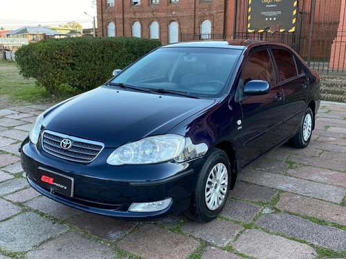 Toyota Corolla 2006 1.6 (( Gl Motors )) Financiamos En Pesos