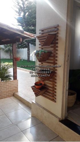 Oportunidade Casa No Setor Residêncial Santa Fé R$ 260.000,00!!!! - 5438