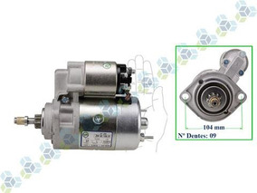 Motor De Partida Bosch 12v Fusca 1300 1500 1600