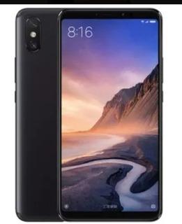 Xiaomi Mi Max 3 Original Lacrado 6/128b Rom Global