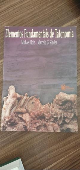 Livro Elementos Fundamentais De Tafonomia - Paleontologia