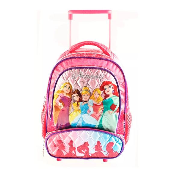 Wabro Mochila Princesas Wabro C/carro 80256 Niños