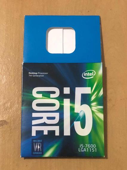 Caixa Do Processador I5 7600 (frete Incluso)