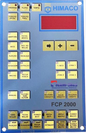Adesivo Frontal Fcp 2000 Fcp2000 Injetora Himaco Lhs Rapid