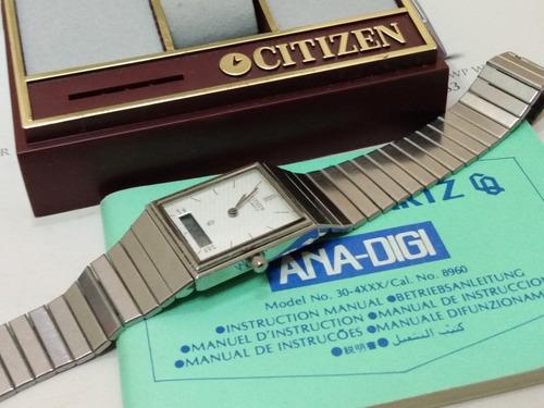 Citizen 8960 Ana Digi - Série Prata