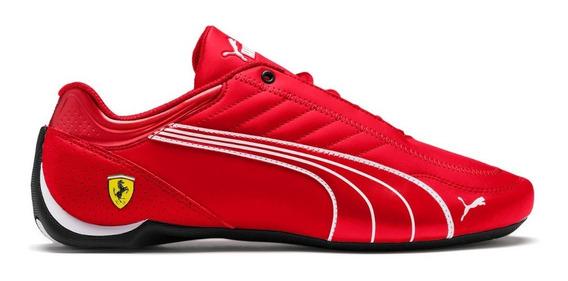 Tenis De Hombre Sneakers Puma - Sf Future Kart Cat Red