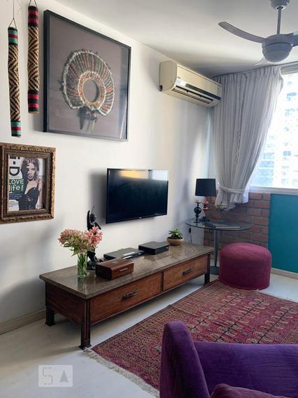 Apartamento Para Aluguel - Icaraí, 2 Quartos, 80 - 893049926