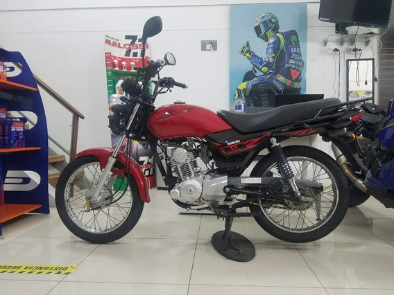 Suzuki Ax4 115 2018
