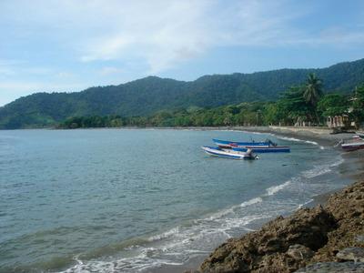 Lote Capurgana, Bahia Del Aguacate, Frente Al Mar, 5000m2.