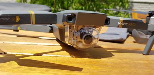 Drone Dji Mavic Pro Practicamente Sin Uso Con 2 Baterías Acc
