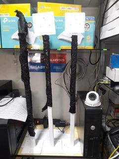 Soporte Metálico Para Cámaras De Seguridad