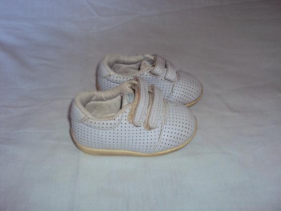 Sapato Tenis Cinza Infantil Ortopé Tamanho 19 =r