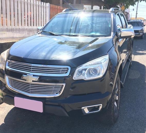 Chevrolet S10 Ltz 2.8 - 2013 - 4x4 - Diesel - Automática