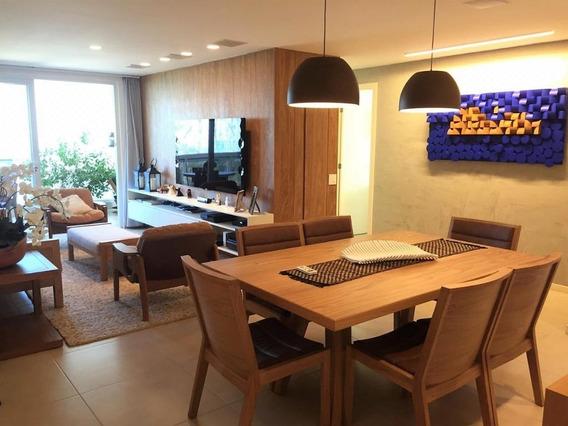 Apartamento Com 4 Dormitórios À Venda, 164 M² Por R$ - Piratininga - Niterói/rj - Ap2465