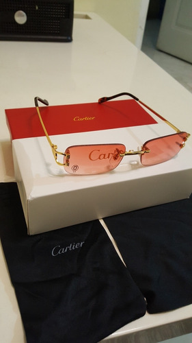 Lentes Óptico Cartier
