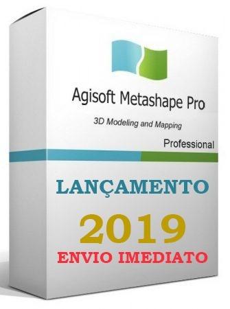 Agisoft Pro 1.5.3 - 2019 + Brinde