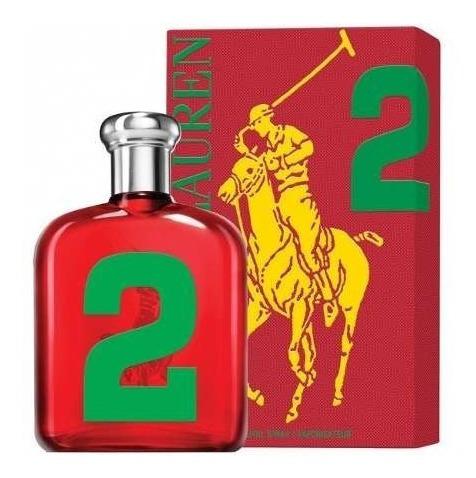 Perfume Ralph Lauren Big Pony 2 Cab 125ml Saldo Original