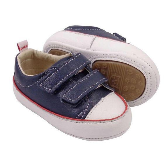 Tênis Infantil Masc Noddy Velcro Catz