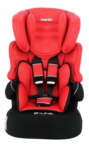 Cadeirinha Carro Beline Luxe Nania Teamtex Cadeira