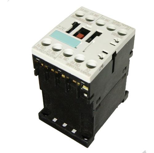 Contactor 18 Amp - Bobina 220v Siemens 3rh1122-1an20