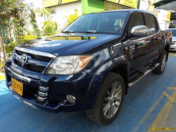 Toyota Hilux 2.7cc 4x4 Mt