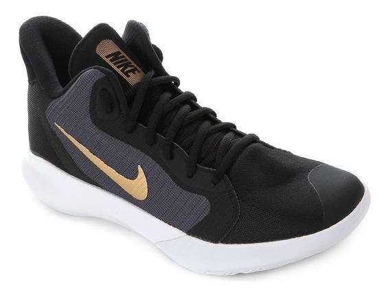 Tenis Basquete Nike Precision Iii Adulto 45 Ao 48 - Original