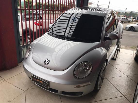 Volkswagen New Beetle 2.0 2009 Automático (prata) (gasolina)